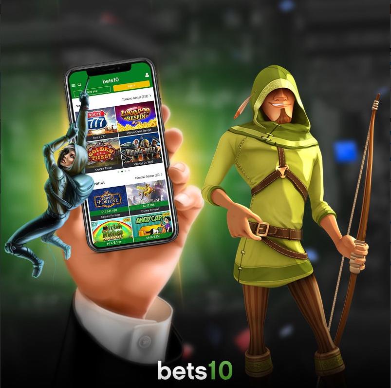 Bets10'a Genel Bakış